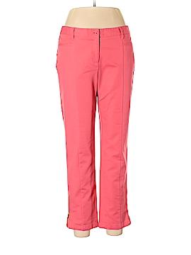 Rafaella Khakis Size 12