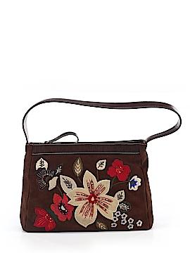 Preston & York Leather Shoulder Bag One Size