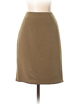 Valerie Stevens Silk Skirt Size 4