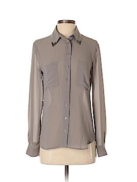 Nom De Plume by YaYa Long Sleeve Blouse Size S