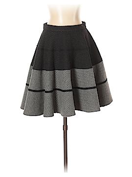 Cut25 by Yigal Azrouël Wool Skirt Size 4
