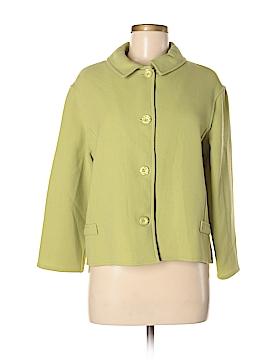 Oscar by Oscar De La Renta Wool Coat Size 8