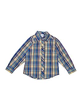 Florence Eiseman Long Sleeve Button-Down Shirt Size 5
