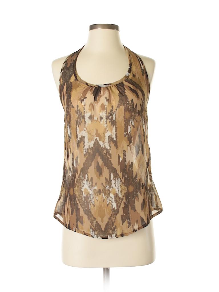 Romeo & Juliet Couture Women Sleeveless Blouse Size S