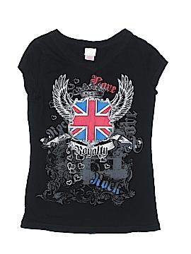 Xhilaration Short Sleeve T-Shirt Size 8