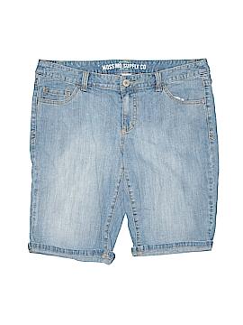 Mossimo Supply Co. Denim Shorts Size 15