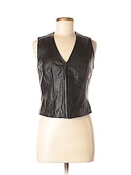 Wilsons Leather Vest Size M