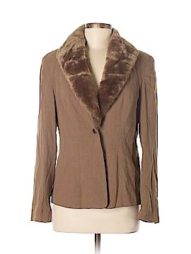 Gianni Wool Coat Size 10