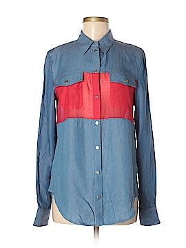 L.A.M.B. Long Sleeve Button-Down Shirt Size 8
