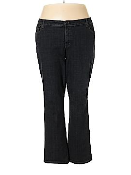 St. John's Bay Jeans Size 22W (Plus)