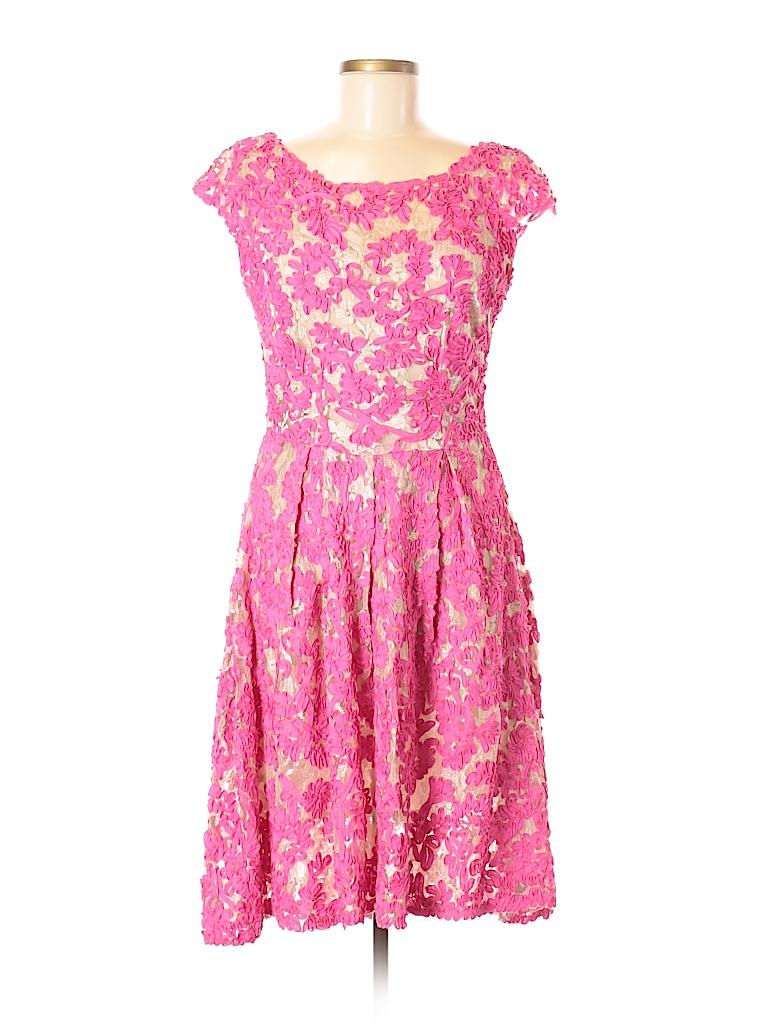 Yoana Baraschi Women Casual Dress Size 8