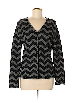 Dana Buchman Wool Cardigan Size M (Petite)