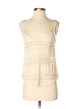 Sparkle & Fade Sleeveless Top Size XS