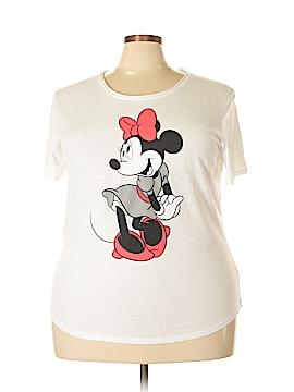 Hybrid Apparel Short Sleeve T-Shirt Size 2X (Plus)