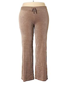 Plush & Lush Sweatpants Size L