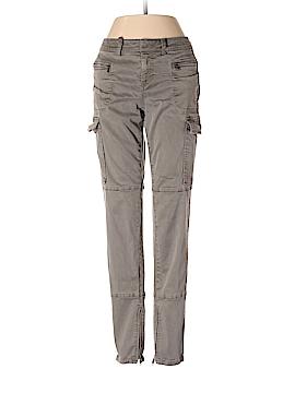Ecru Cargo Pants Size 2