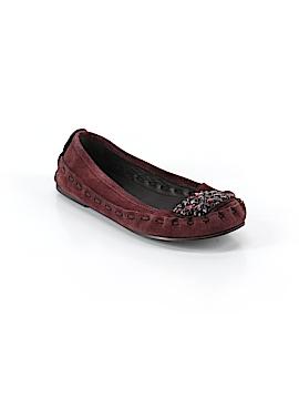 Vera Wang Flats Size 8