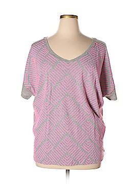 Lane Bryant Short Sleeve T-Shirt Size 22 - 24 Plus (Plus)