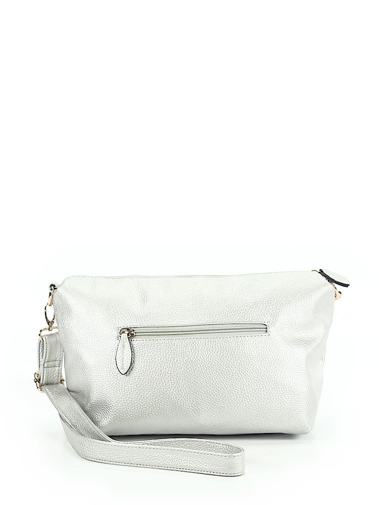 Imoshion Metallic Silver Crossbody Bag One Size - 73% off   thredUP acd971fe17