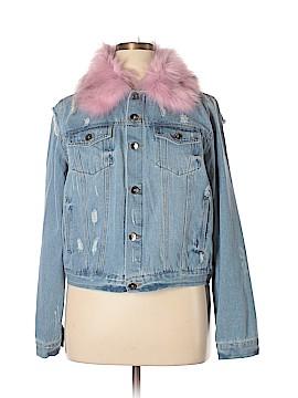 Ci Sono Denim Jacket Size 1X (Plus)