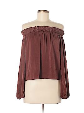 A'gaci Long Sleeve Blouse Size M