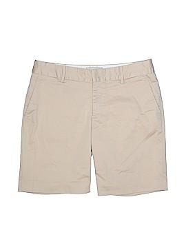 Banana Republic Khaki Shorts Size 6 (Petite)