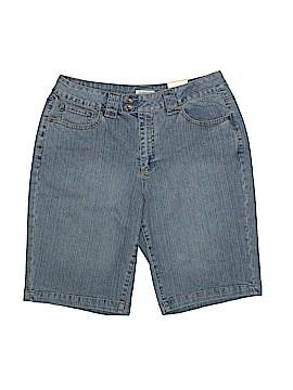St. John's Bay Denim Shorts Size 10
