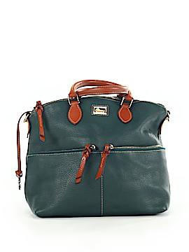 Dooney & Bourke Leather Satchel One Size