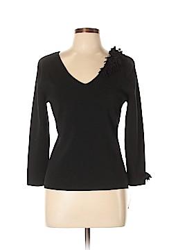 Uniform John Paul Richard Silk Pullover Sweater Size L