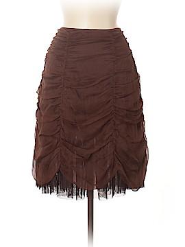 Weston Wear Silk Skirt Size M