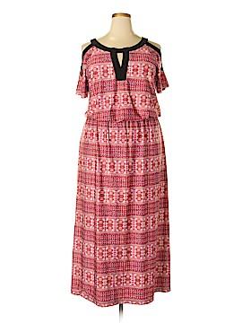 Soho Girls Casual Dress Size 2X (Plus)