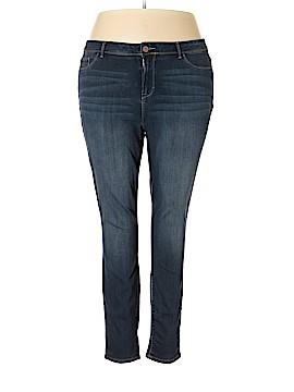 Jordache Jeans Size 22W