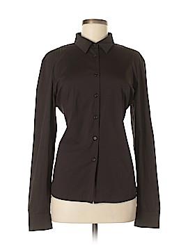 Jil Sander Long Sleeve Button-Down Shirt Size 44 (IT)
