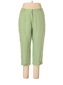 JM Collection Casual Pants Size 16 (Petite)