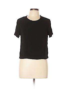 Monrow Short Sleeve Top Size M
