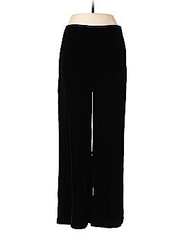 Armani Collezioni Velour Pants Size 6