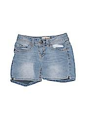 Mudd Girls Denim Shorts Size 10