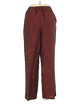 Bloomingdale's Linen Pants Size 18 (Plus)