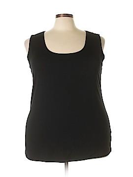 INC International Concepts Sleeveless T-Shirt Size 3X (Plus)