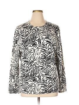 Liz Baker Cardigan Size 1X (Plus)