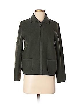 Petite Sophisticate Wool Blazer Size P