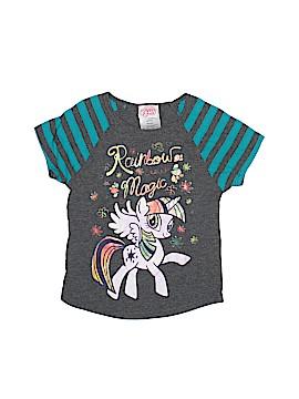 My Little Pony Short Sleeve T-Shirt Size 4 - 5