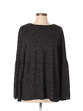Philosophy Republic Clothing Long Sleeve Top Size XL