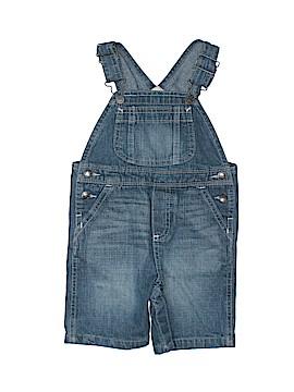 Genuine Kids from Oshkosh Overall Shorts Size 18 mo