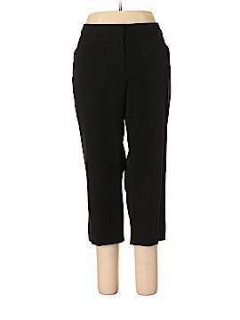 Dana Buchman Khakis Size 16 (Plus)