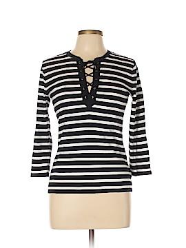 Lauren Jeans Co. 3/4 Sleeve Top Size S