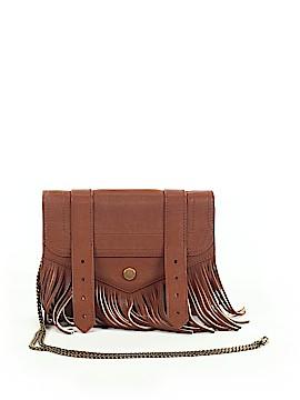 Proenza Schouler Leather Crossbody Bag One Size
