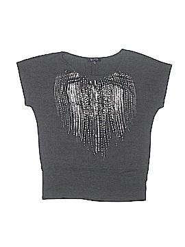 B.l.e.u. Short Sleeve Top Size M