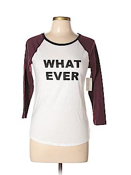 Bongo 3/4 Sleeve T-Shirt Size M