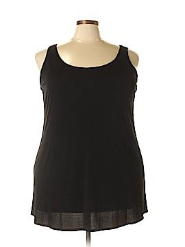 Eileen Fisher Sleeveless Silk Top Size 3X (Plus)